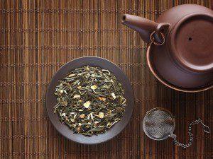 Té Verde Limón y Ginseng